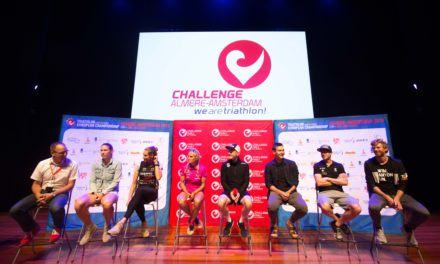 Pro athletes can't wait for Challenge Almere-Amsterdam: 'A mentally tough, but above all amazing race'.